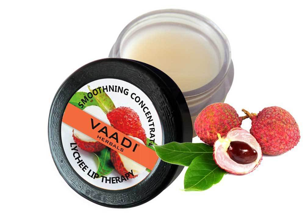 Intensive Lip Repair Therapy - Organic Lychee Lip Balm (10 gms / 0.4 oz)