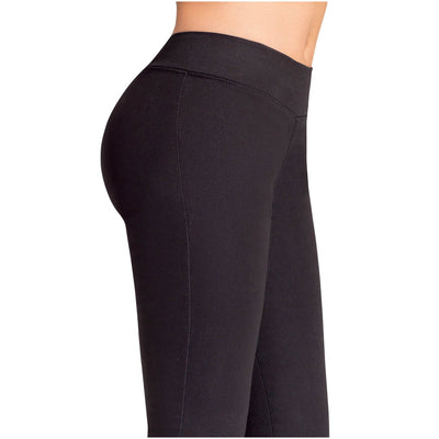 Lowla 218515 Butt Lifter Mid Rise Hip Enhancing Jeggings