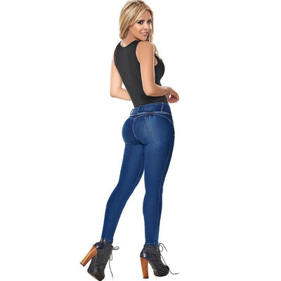 LOVEIBA LT. Rose Sexy Me Skinny Jeans
