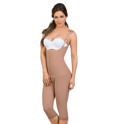Fajas MariaE Post Surgery Shapewear with Padded Straps
