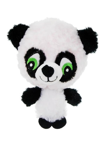 Baby Panda Plush And Squeaky Dog Toy - Posh Pawz Fashion