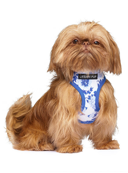 Floral Bouquet Dog Harness - Posh Pawz Fashion