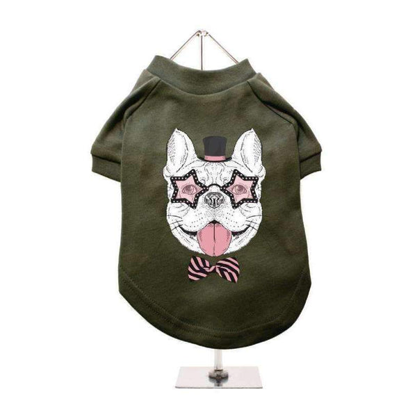 Fabulous Frenchie Dog T-Shirt - Posh Pawz Fashion
