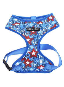 Hero Star Designer Dog Harness - Posh Pawz Fashion
