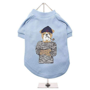 Salty Sea Dog Fun Dog T-Shirt - Posh Pawz Fashion