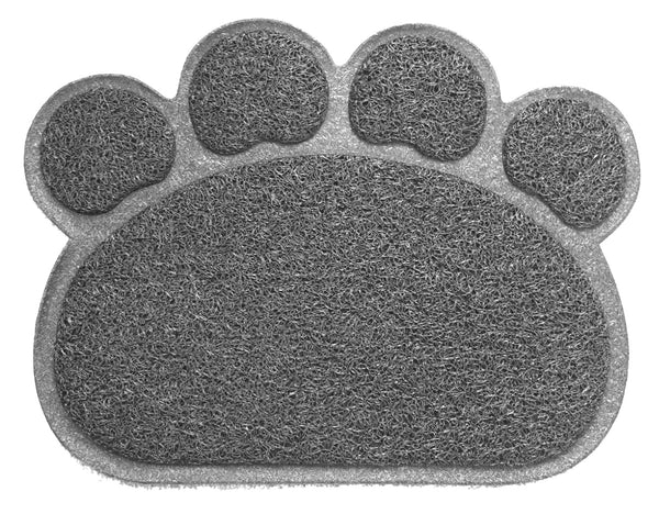 Paw Shaped Pet Feeding Mat - Posh Pawz Fashion