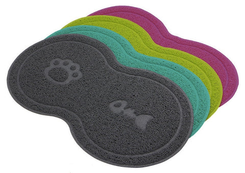 Non Slip PVC Pet Feeding Mat - Posh Pawz Fashion