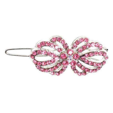 Blossom Swarovski Dog Hair Clip - Posh Pawz Fashion