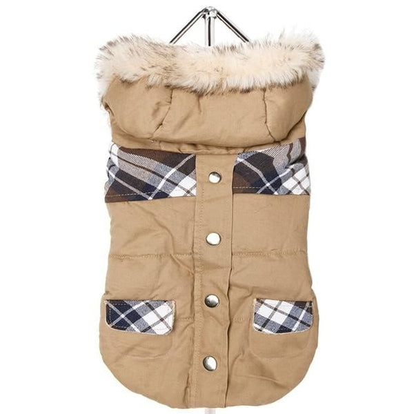 Urban Pup Bremar Parka Dog Coat Medium - Posh Pawz Fashion