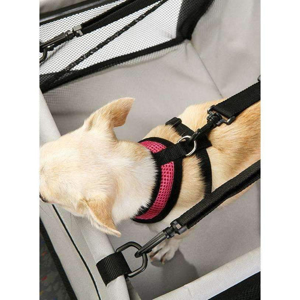 Car Seat Dog Cradle - Posh Pawz Fashion