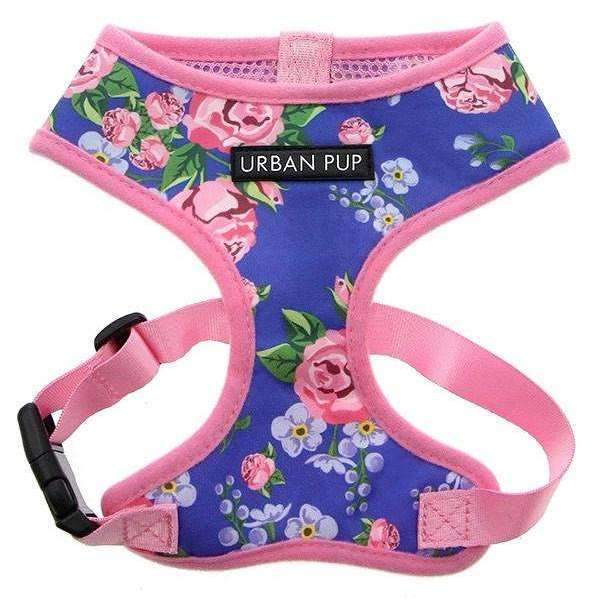 Floral Burst Dog Harness - Posh Pawz Fashion
