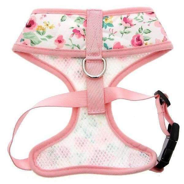 Floral Cascade Dog Harness - Posh Pawz Fashion