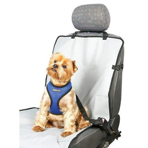 Front Car Seat Cover - Posh Pawz Fashion