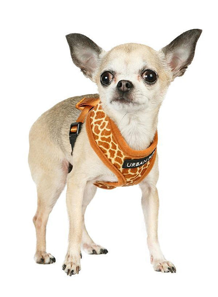 Giraffe Dog Harness - Posh Pawz Fashion