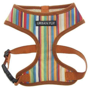 Henley Striped Dog Harness - Posh Pawz Fashion