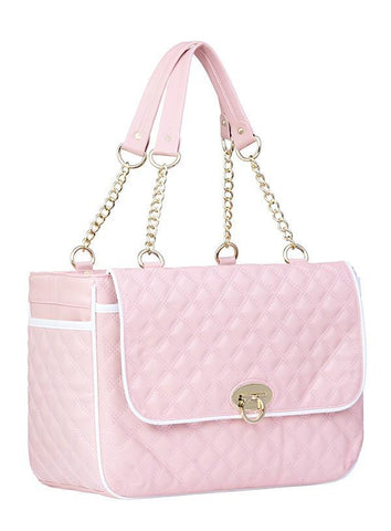 Katie Pink Dog Carrier - Posh Pawz Fashion