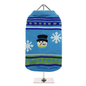"Let It Snow ""Chilly"" Dog Jumper - Posh Pawz Fashion"