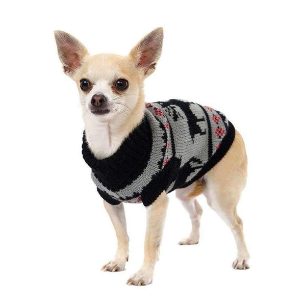 Nordic Reindeer Dog Jumper - Posh Pawz Fashion