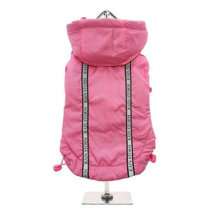 Pink Rainstorm Dog Raincoat - Posh Pawz Fashion