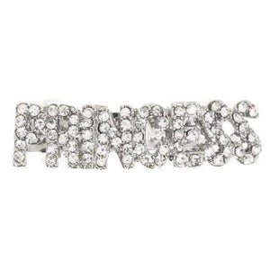 Princess Swarovski Crystal Dog Hair Clip - Posh Pawz Fashion