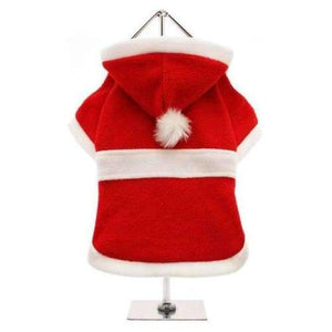 Santa's Christmas Dog Coat - Urban Pup - 1