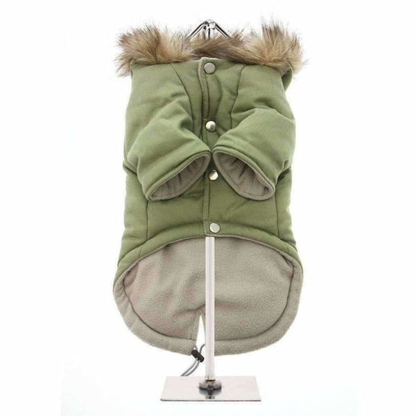 Urban Pup Mod Fishtail Parka Dog Coat - Sale - 3