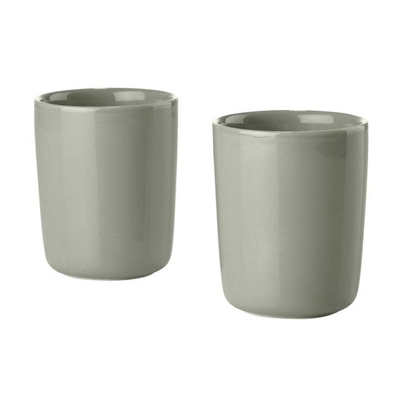 Dansk Thermo Cup 30cl large, set of 2 grey/taupe