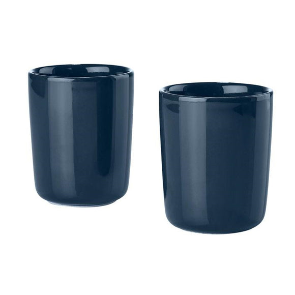 Dansk Thermo Cup 30cl large, set of 2 deep blue