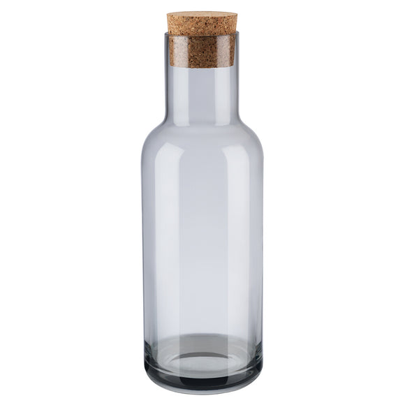 Smoky Water Carafe
