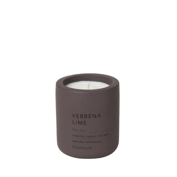 Scented Candle, Verbena Lime