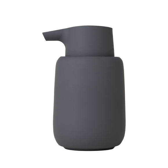 Badrum Soap Dispenser, dark grey