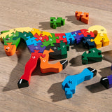 Children's Jigsaw - Alphabet, Horse