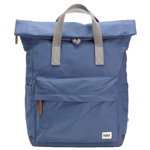 ROKA medium Backpack, Burnt Blue
