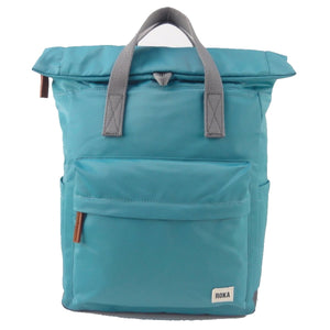 ROKA medium Backpack, Petrol