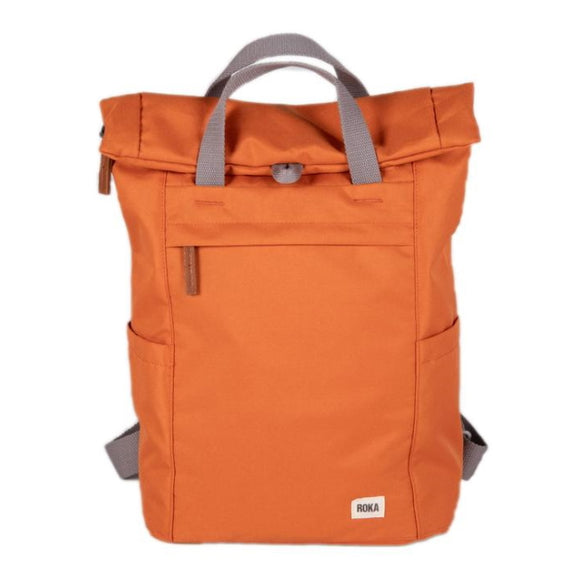 ROKA medium Backpack, Atomic Orange Sustainable