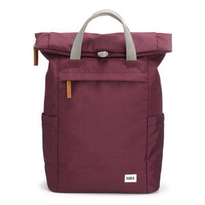 ROKA SUSTAINABLE medium Backpack, Sienna Plum