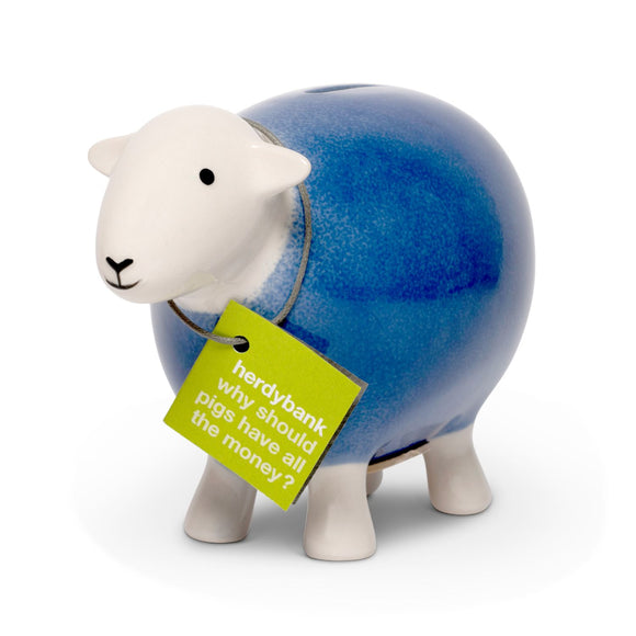 Herdy Sheep Bank, purple