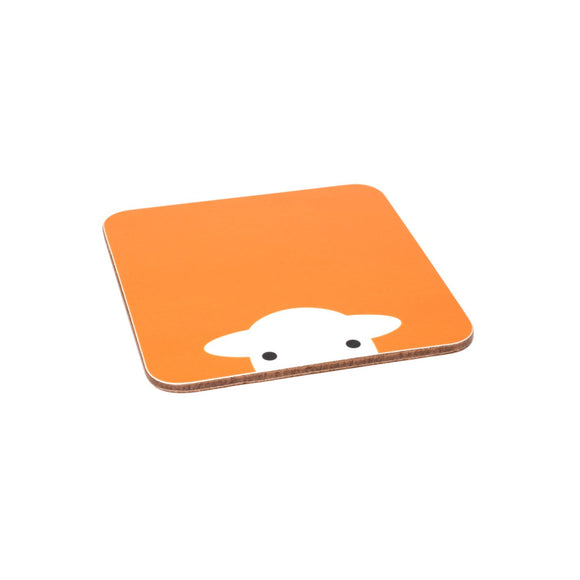 Herdy Peep Coaster, orange