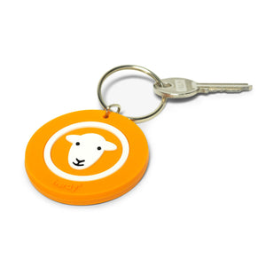 Herdy Keyring, orange