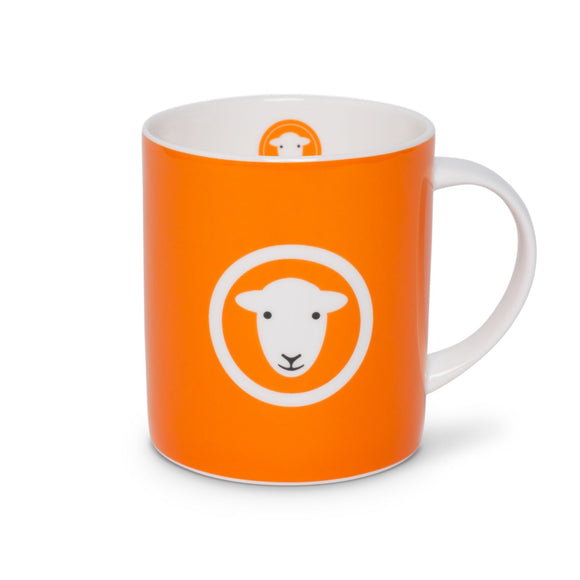 Herdy Classic Mug, orange