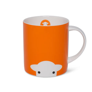Herdy Peep Mug, orange