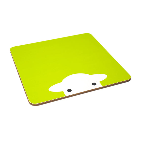 Herdy Peep Tablemat, green