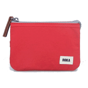 ROKA purse/wallet, Strawberry red
