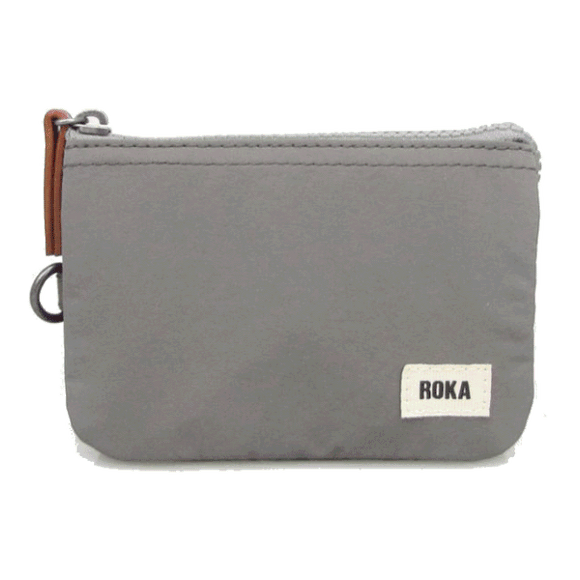ROKA purse/wallet, Graphite grey