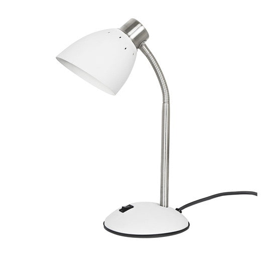 Adjustable Table Lamp, white