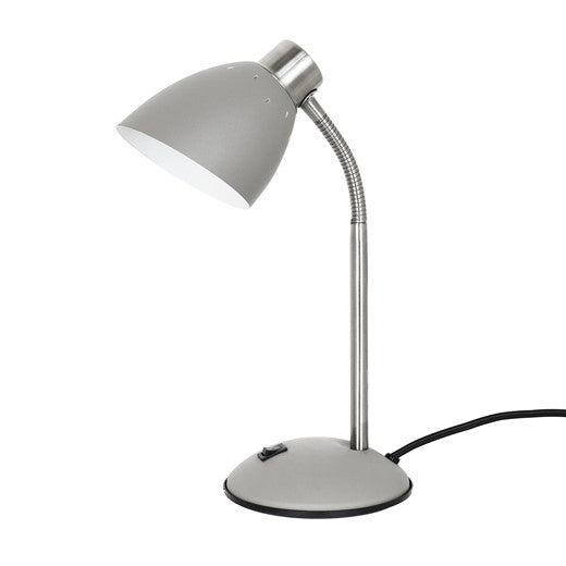 Adjustable Table Lamp, grey
