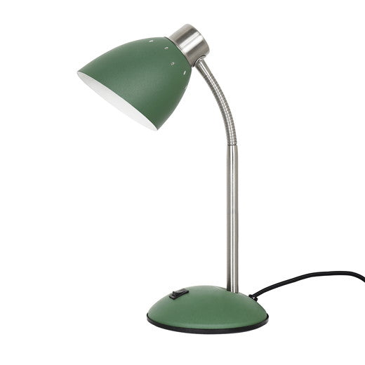 Adjustable Table Lamp, green