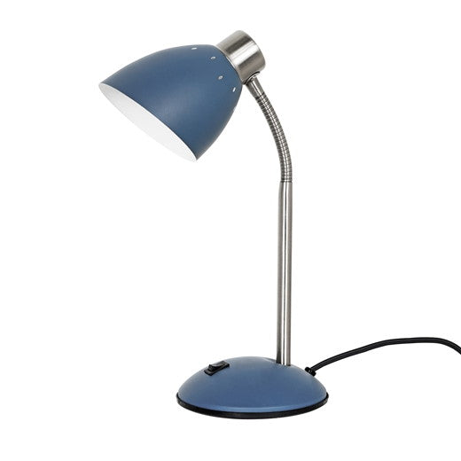 Adjustable Table Lamp, blue