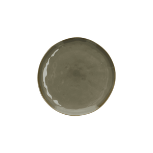 Italian Milano Salad/Side Plate, Grey