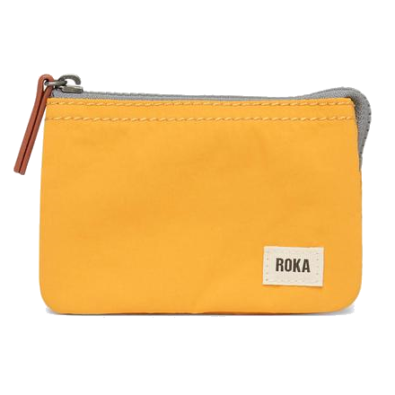 ROKA Carnaby purse/wallet, Corn yellow